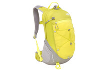 The North Face Angstrom 20 citronelle green/q-silver grey